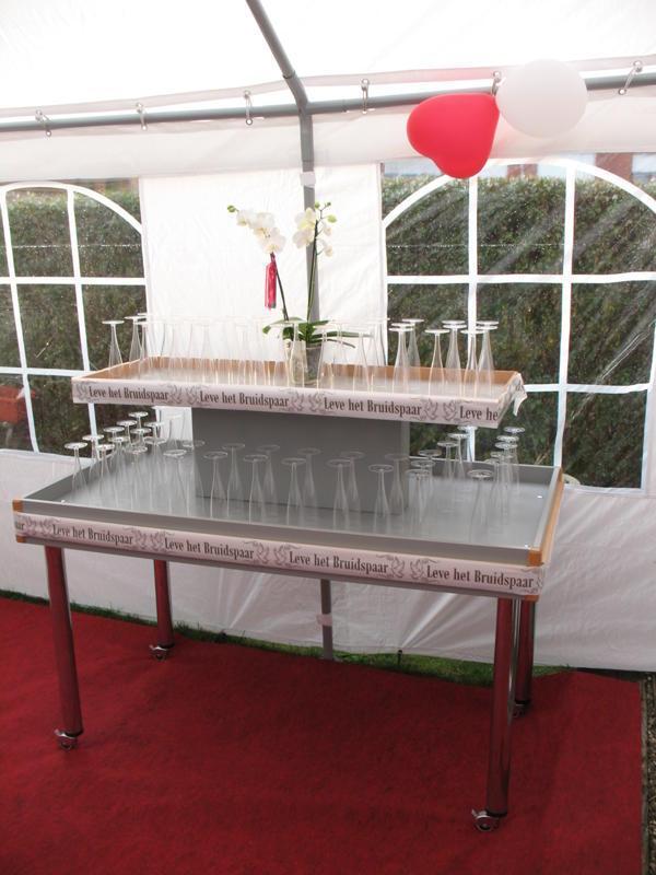 Prijzen antwerpen partytent for Verhuur tafels